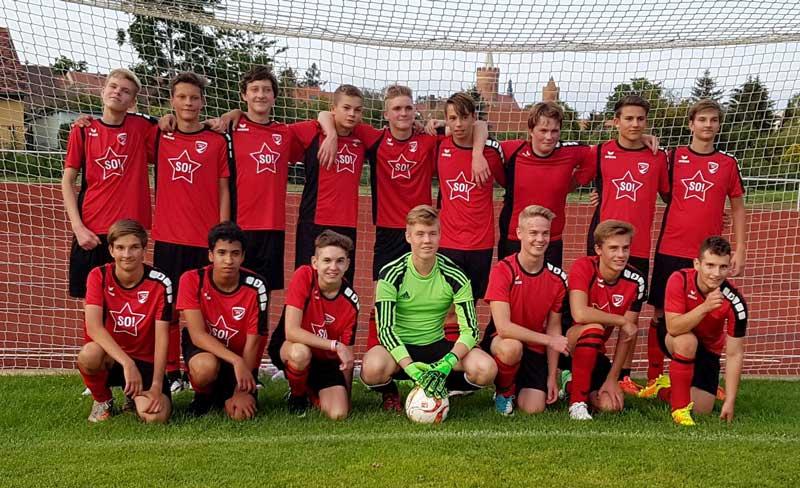 B-Junioren-Mannschaft